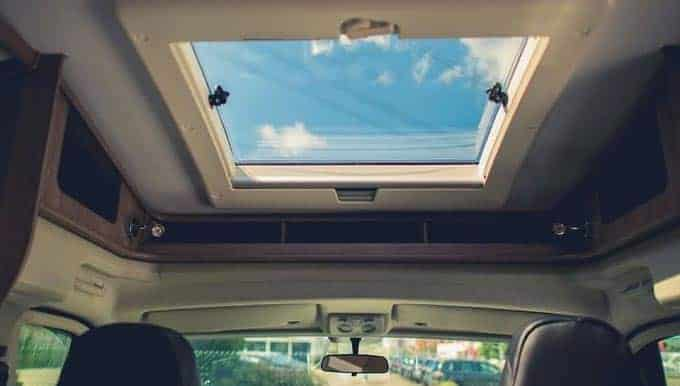 How to Measure RV Skylight