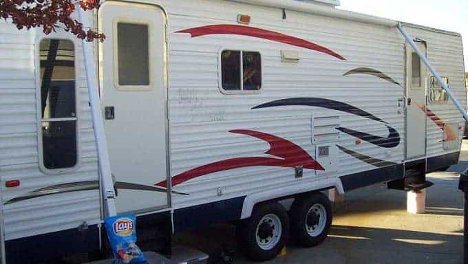 How to Paint an RV Exterior