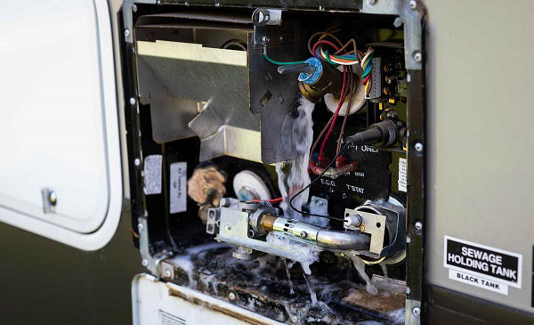 How to Bleed Air from RV Water Lines