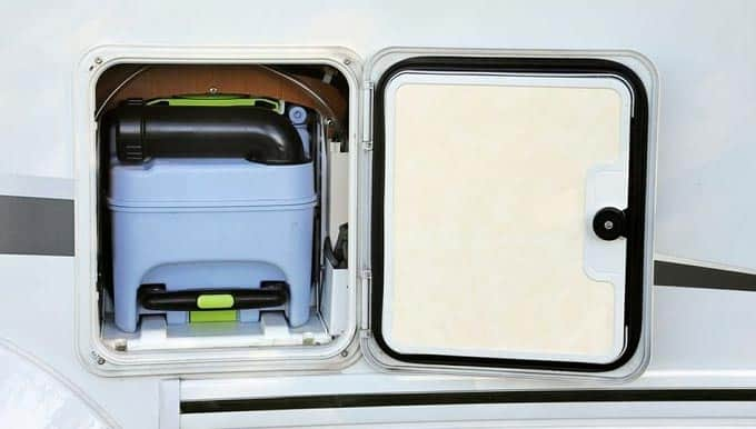 How to Unclog an RV Toilet Tank