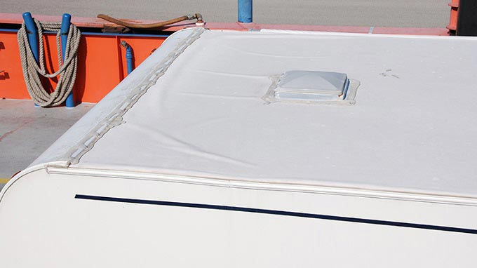 TPO vs. EPDM RV Roof: What's the Difference