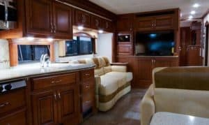 best paint for rv cabinets