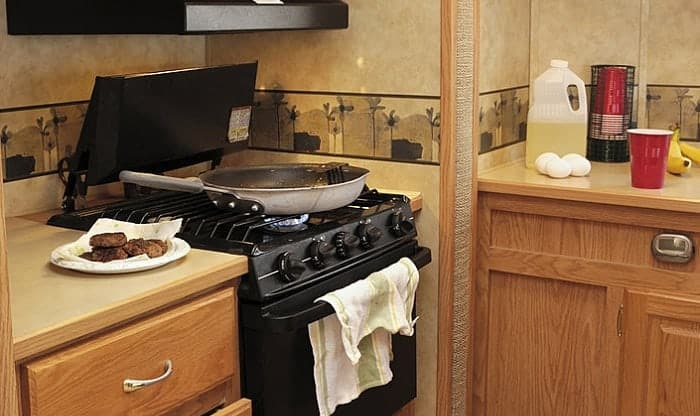 best rv oven and stove