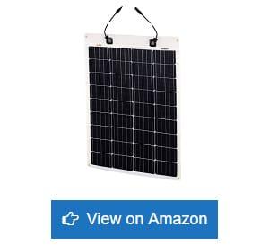 12 Best Flexible Solar Panels For Rv 2020 Reviews Rv Hometown