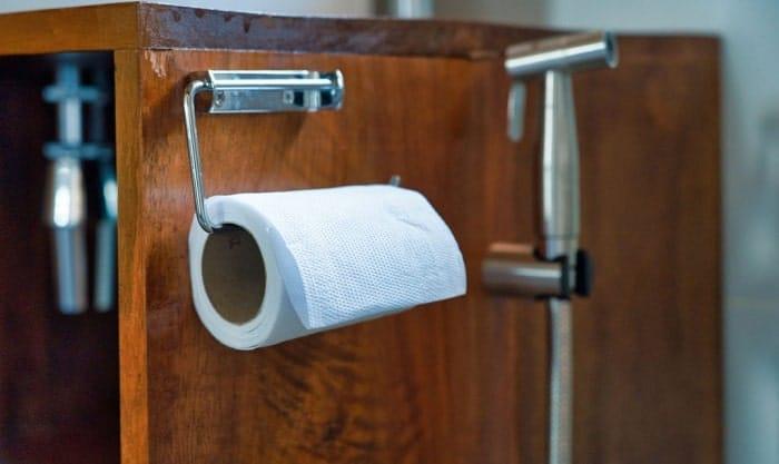 best rv toilet paper holders