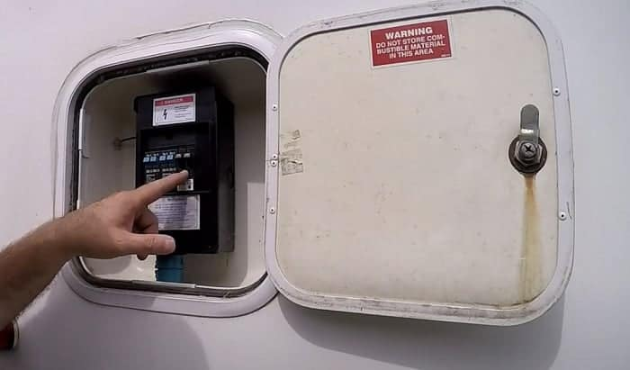 Where is the Circuit Breaker in My RV