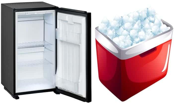 icebox vs refrigerator